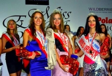 Победа моделей из Сургута на конкурсе красоты МИСС ЕВРАЗИЯ - 2012