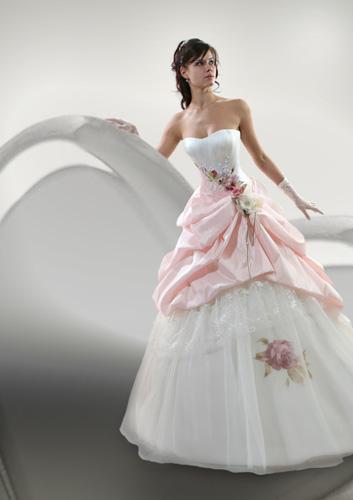 красивые свадебные платья 2011.