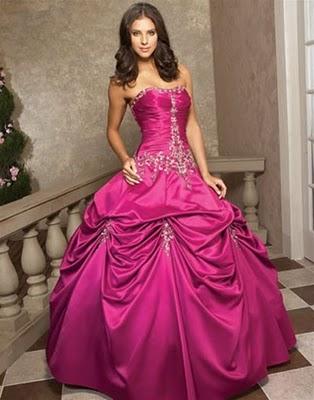 цвет свадебного платья